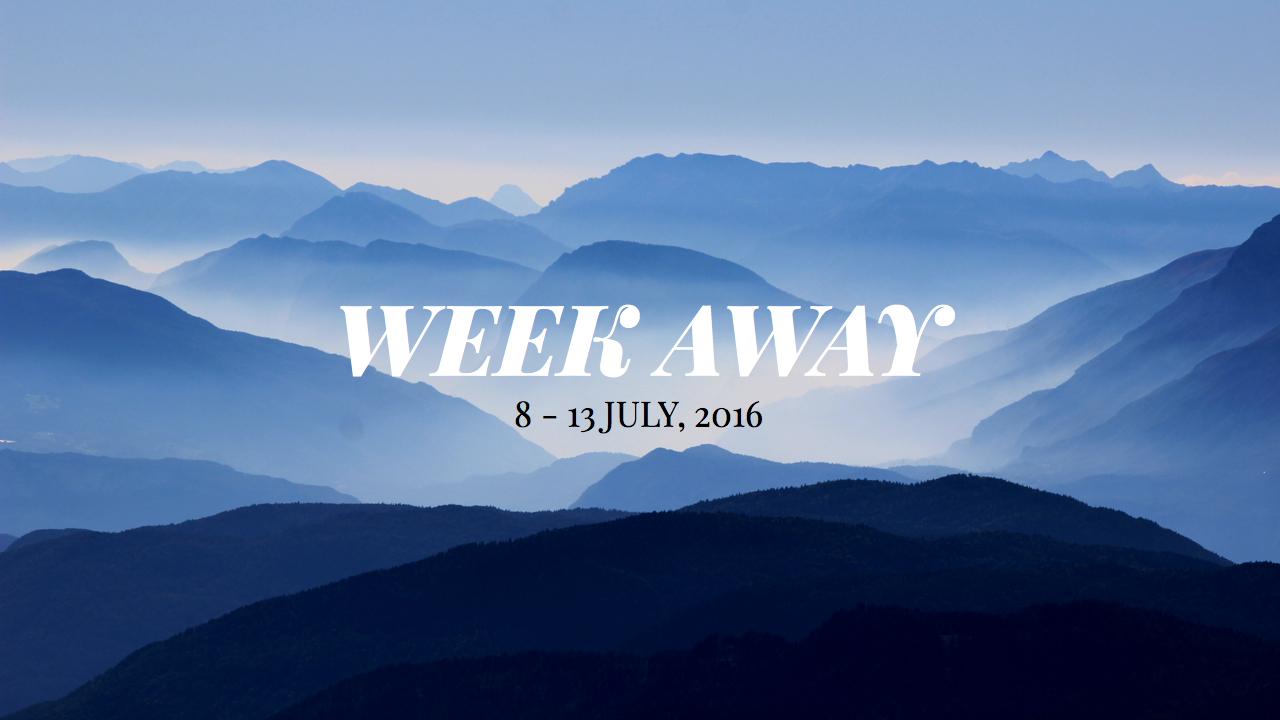 Week Away 2016